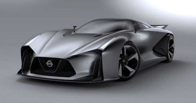 Le Nissan Concept 2020 Vision Gran Turismo Devient Réalité  39662412120015