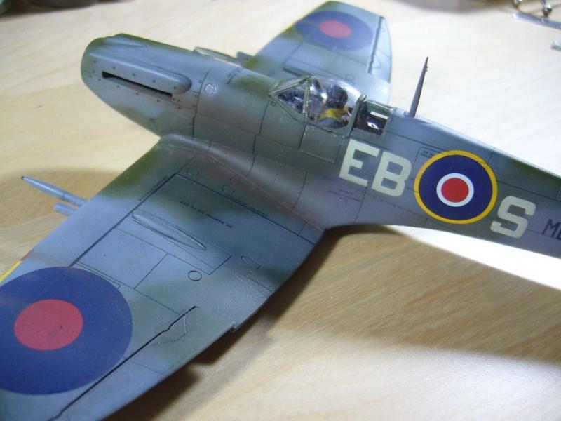 Spitfire XII du 41 RAF Sqn le 7 juin 1944, Airfix (projet AA) - Page 6 397278patine4