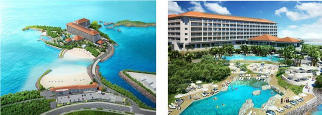 [Japon] Le resort développé par Oriental Land Company sur l'île d'Okinawa ne sera pas un resort Disney.   397996w181