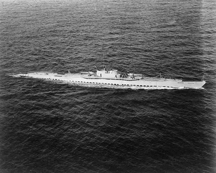 SOUS MARIN NUCLEAIRE D'ATTAQUE USS NAUTILUS 398258USSNautilusSS168