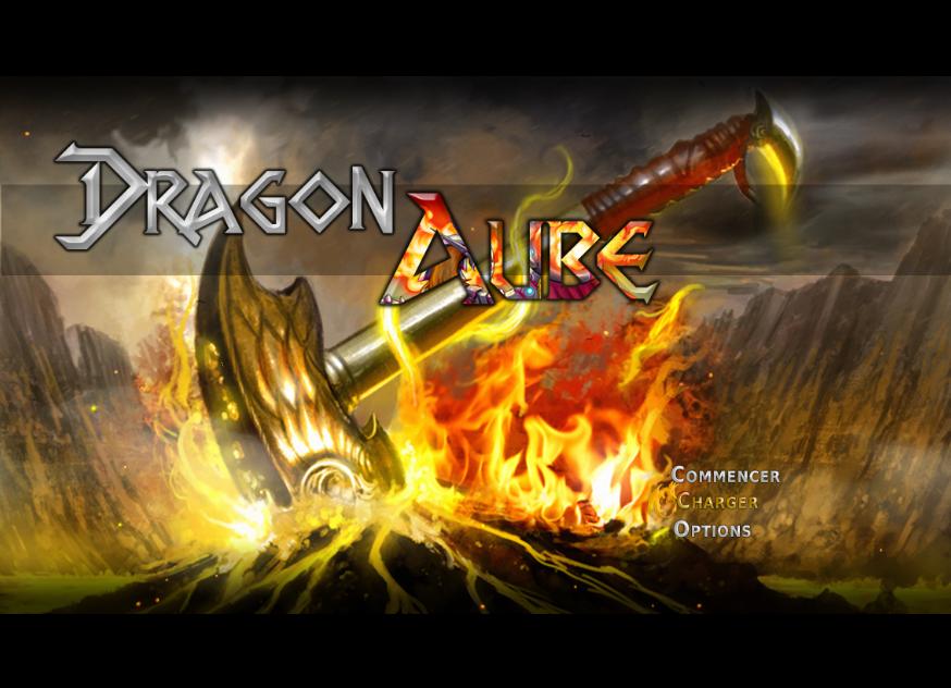 [MV] Dragon Aube 398396titleScreen