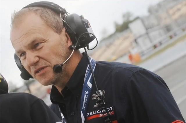 Le Team Peugeot Hansen creuse l'écart à Barcelone 399585KennethHansen