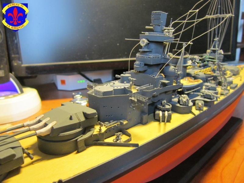 Croiseur de bataille Scharnhorst  au 1/350 de dragon - Page 8 399968IMG30941