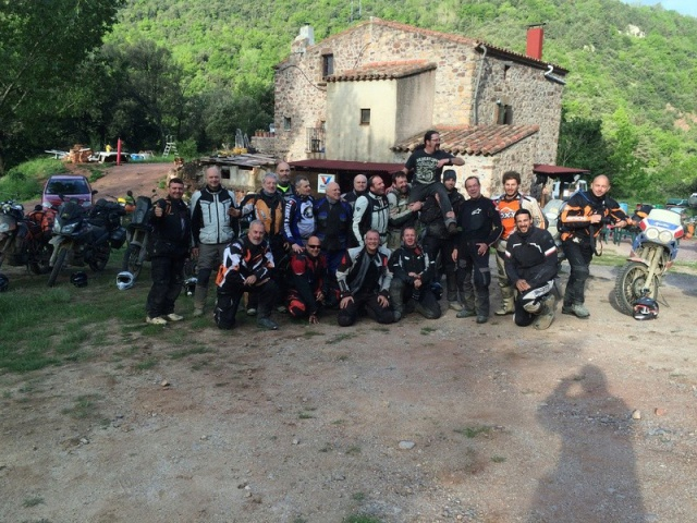 Ultimate Off Road 2016 : de Millau a Collioure, 1000 bornes de pistes en maxi trail 400506selectionUOR20165