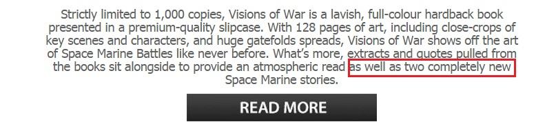 [Space Marine Battles] Visions of War - Artbook 400731Sanstitre