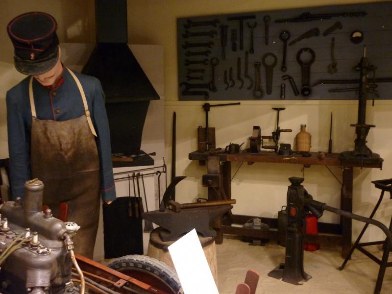 Musée des pompiers de MONTVILLE (76) 401532AGLICORNEROUEN2011083