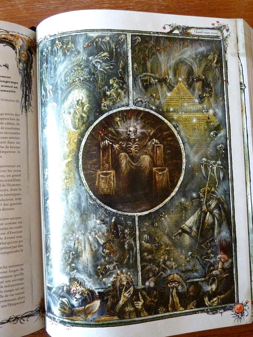 Le Livre de Règles de Warhammer 40,000 - V6 (Topic officiel) 401652Livre8