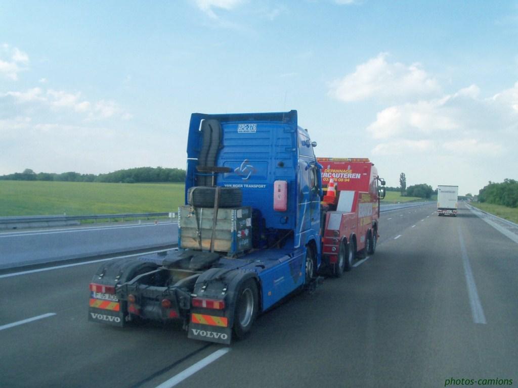 Van Moer Transport  (Zwijndrecht) 403371photoscamions3V1119
