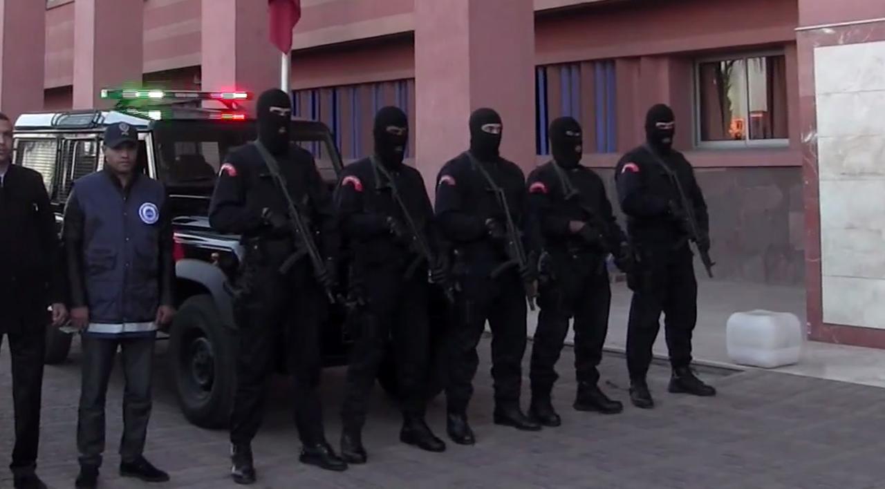 Moroccan Special Forces/Forces spéciales marocaines  :Videos et Photos : BCIJ, Gendarmerie Royale ,  - Page 9 4035852467