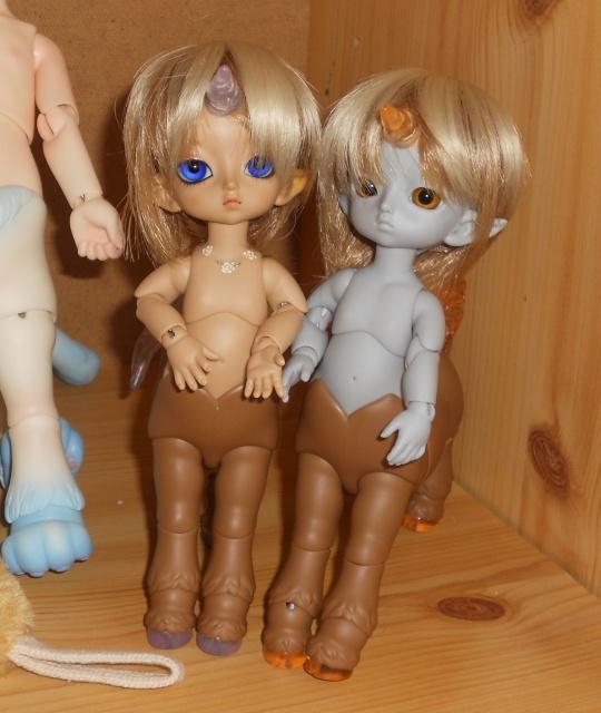 Nouvelles dolls : DimAria, LTF Ante et Lishe :) - Page 5 404274jumeauxKai