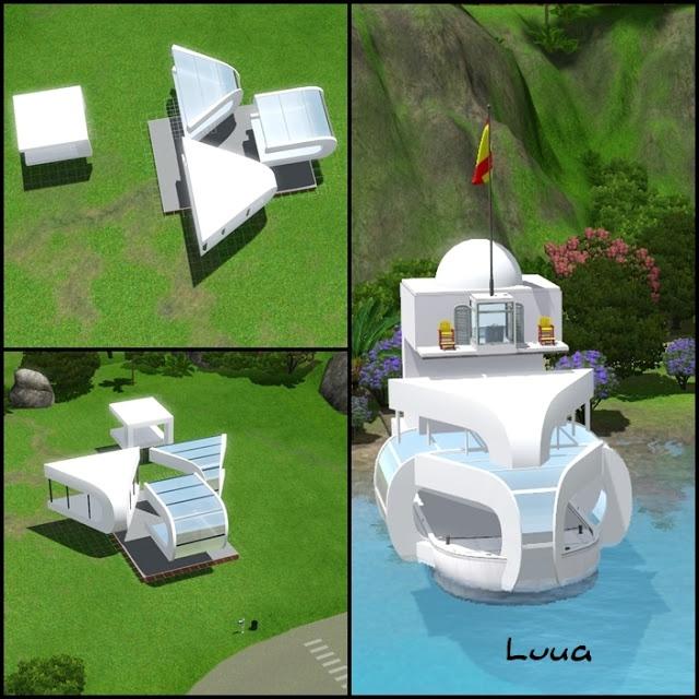 [Inspiration] [Sims 3] Maisons-bateaux - Page 2 404998pageA