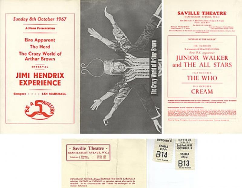 Londres (Saville Theatre) : 8 octobre 1967  [Premier concert] 405087jimihendrixsundaysatthesa317560