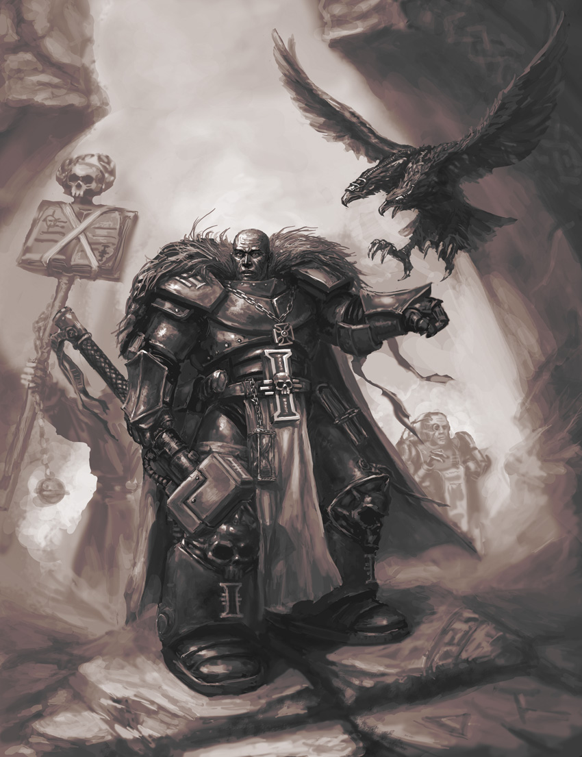 [W40K] Collection d'images : Inquisition/Chevaliers Gris/Sœurs de Bataille 405282inquisition10