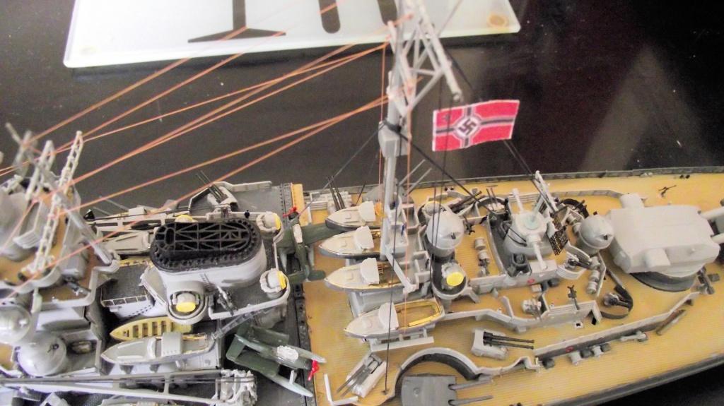 Tirpitz Revell au 1/350° 405959TipitzRevell1x35022