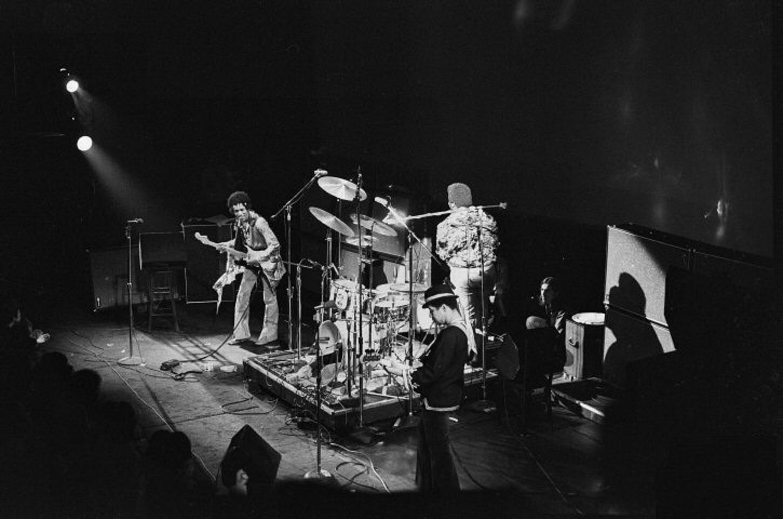 New York (Fillmore East) : 1er janvier 1970 [Second concert]  406559fme6912310936afp