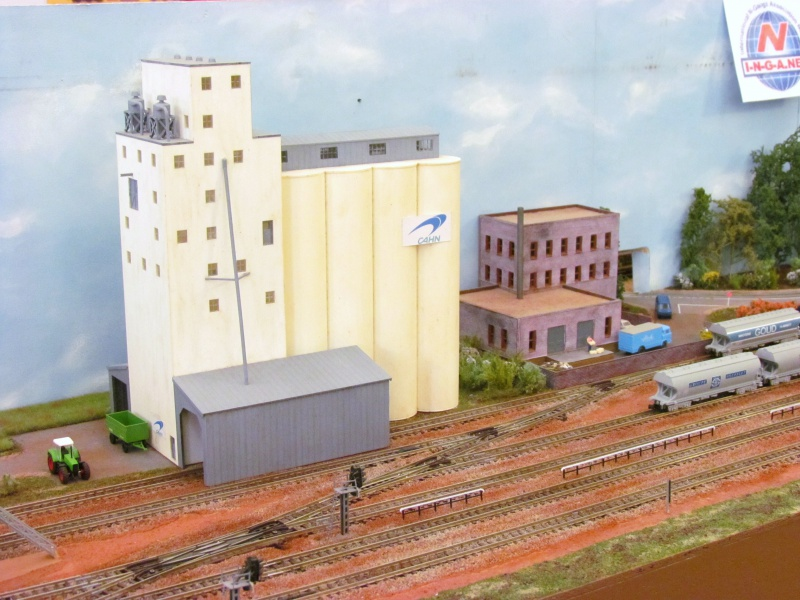 IMAGES DE L'EXPOSITION MODELISME FERROVIAIRE SAINT-MANDE 2012 (1) 407369IMG3575