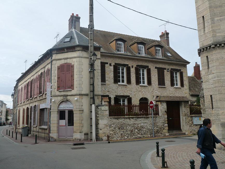PACY SUR EURE: LE PARIS NORMAND AU COEUR SI TENDRE  - Page 2 407515P1110070