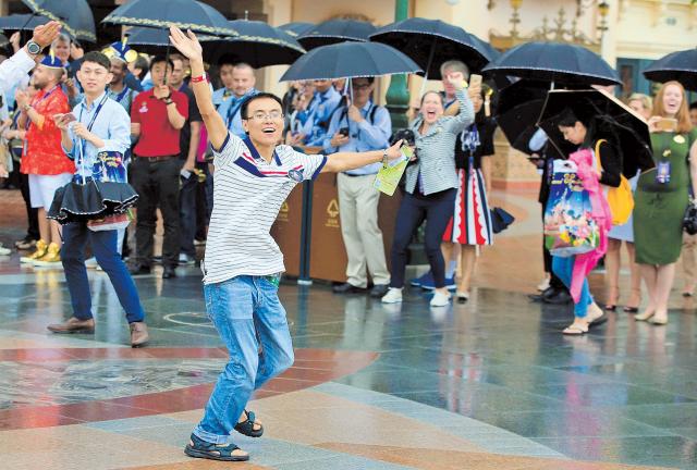 Shanghai Disney Resort en général - le coin des petites infos  - Page 3 408214w163