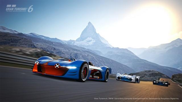 Alpine Vision Gran Turismo : bientôt sur l'écran de votre salon 4086246528116