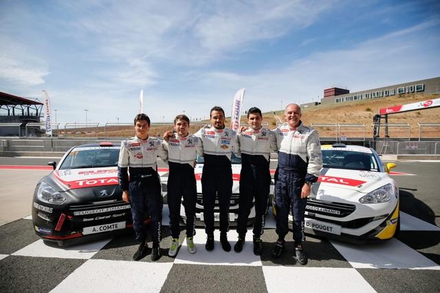 RCZ Racing Cup : Comte Retrouve La Première Place En Espagne ! 4090915605d82bb675c