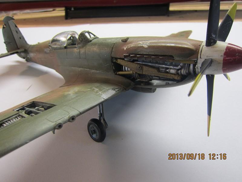 Spitfire au 32 de chez Matchebox 410560IMG1261Copier