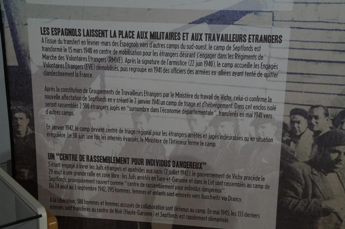 [ Histoire et histoires ] Musée de la résistance et du combattant à Montauban 410818DSC07537
