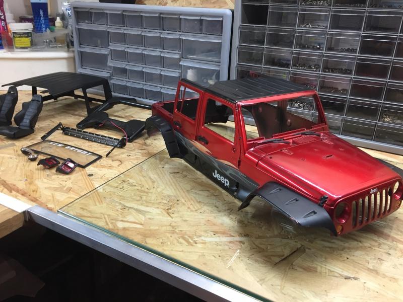 Jeep Rubicon Wraith New Bright 411015261