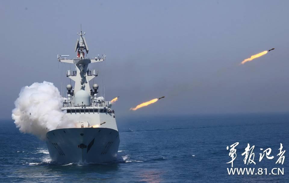 """3 فرقاطات الصينية """"Type A-054 JiangKai II"""" للجزائر - صفحة 8 411665militaire054a1043"""