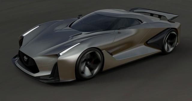 Le Nissan Concept 2020 Vision Gran Turismo Devient Réalité  41168212132215