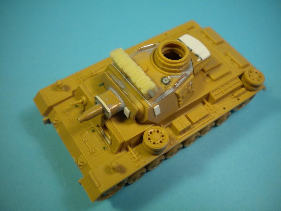 Panzer III Ausf.N - 1/72° 4126313