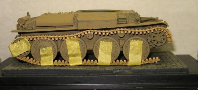 panzer Kpfw 38 t ausf F Tristar 1/35 412657modles109