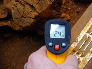 Installation d'un point chaud... 412717IMGP2120
