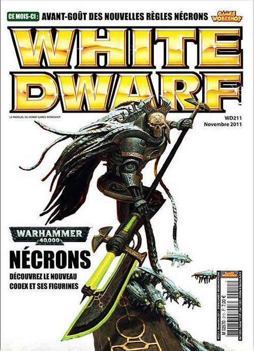 [Magazine] White Dwarf 416316WD211