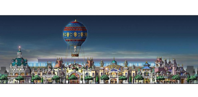 (Chine) Fushun DreamWorld Theme park, Hotel & Resort (201?) 417316fdw5