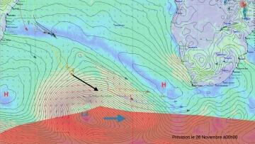 L'Everest des Mers le Vendée Globe 2016 - Page 5 417922previsionpourle26novembrea00h00r360360