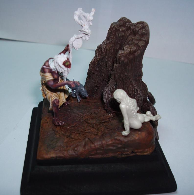 Les réalisations de Pepito (nouveau projet : diorama dans un marécage) - Page 3 419425Vuedensemble10