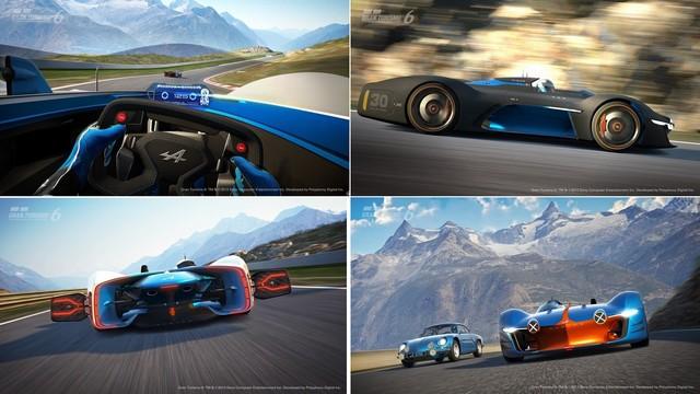 Alpine Vision Gran Turismo : bientôt sur l'écran de votre salon 41955065285161