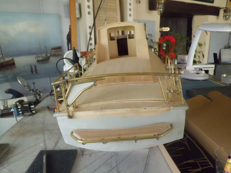 POURQUOI PAS II canot 17.60m SNSM Saint-Malo sur plan au 1/20° - Page 2 419944CIMG2087