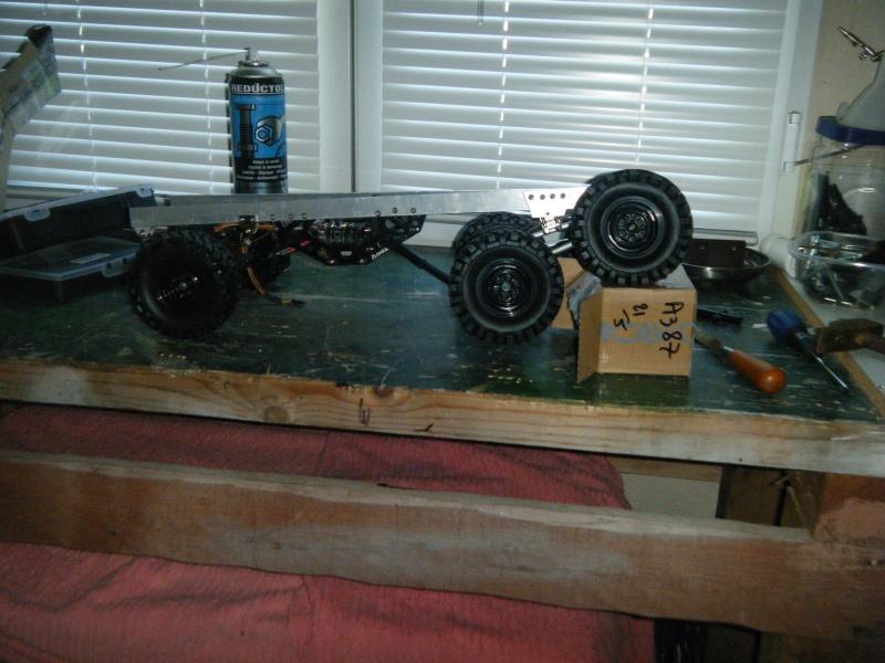 Mack 6x4 Monster Energy (FINI en attente d'un arceau) 420917DSCF2586