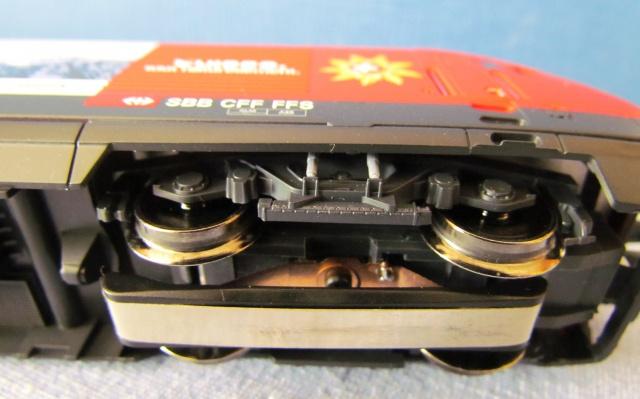 SBB 460 036-7  ROCO  3 rails AC 421657IMG3925