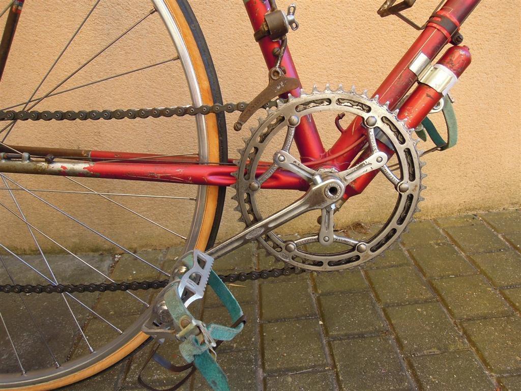 Vélo GITANE 1964 421986pdalier