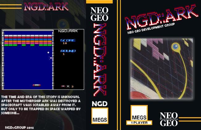 N:G:D Neo Geo Development Group 422095test1