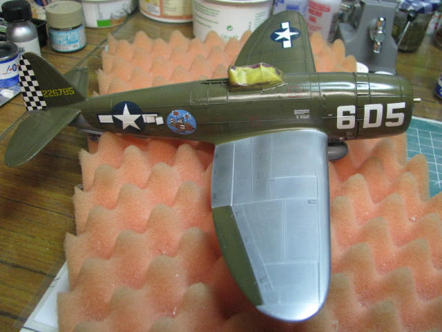 Restauration P-47D Monogram 1/48 .......Terminé!  - Page 2 423075IMG5921
