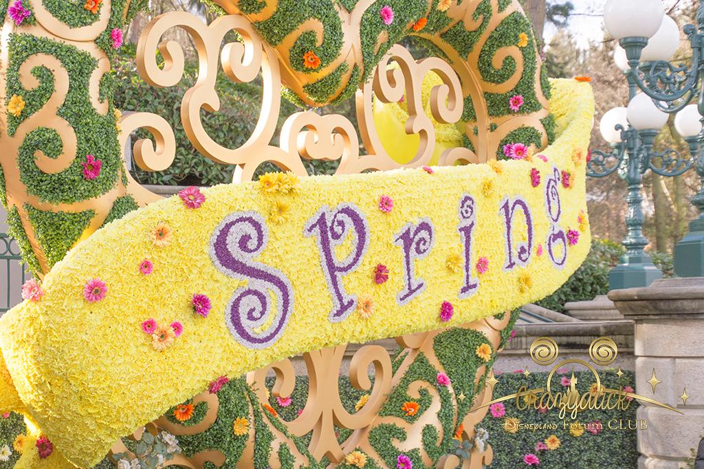 Festival du Printemps du 1er mars au 31 mai 2015 - Disneyland Park  - Page 8 42320327fevrier1599