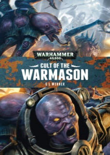 Programme des publications The Black Library 2017 - UK 423388Cultwarmason356x500