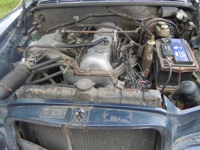Mercedes 250 SE 1967 423520image8