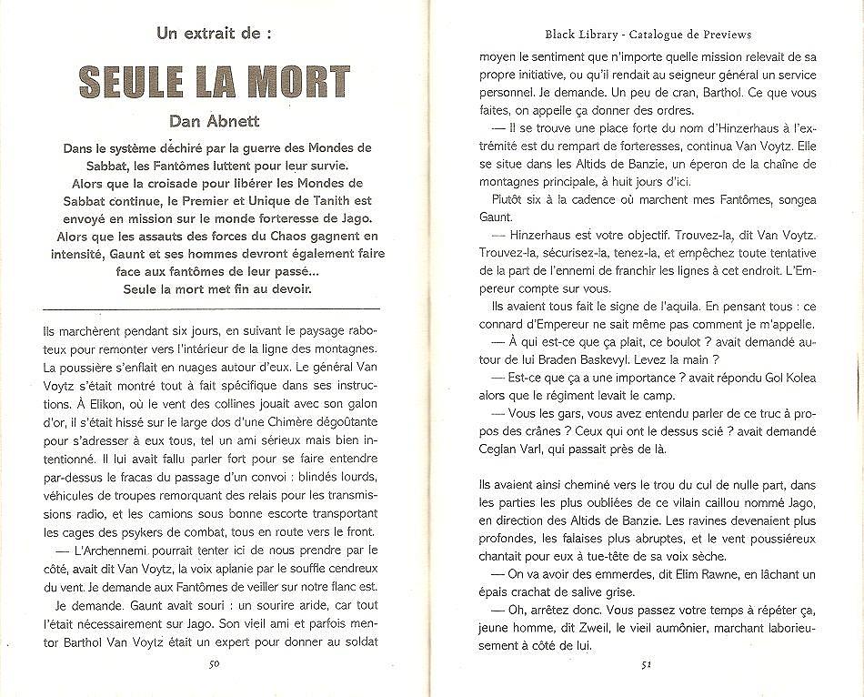 Seule la Mort de Dan Abnett - Page 2 424238lamort1