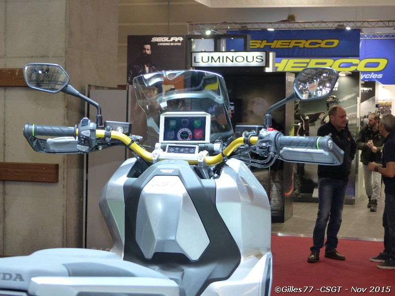 Integra X-ADV un Scoot- Trail Honda très attachant 424416P1010280