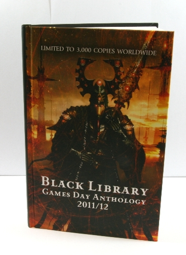 Programme des publications The Black Library 2011 / 2012 / 2013 - UK 425086Front
