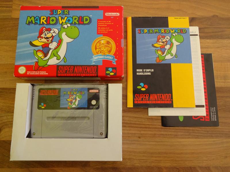 Prupru's Collection ! 100% Super Nintendo et 200% Super Comboy !! - Page 19 426633SuperMarioWorldNintendoClassics